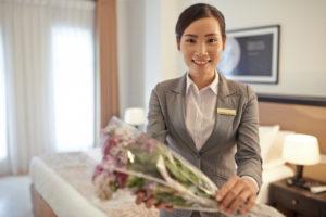 【初級編】ホテルスタッフに求められる心得とは何? 教えて!