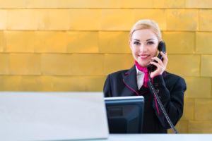 【初級編】ホテルスタッフの仕事、ビジネスレベルの英語は必要?教えて!