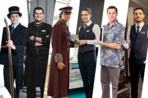 制服で見極める「働きたいホテル」
